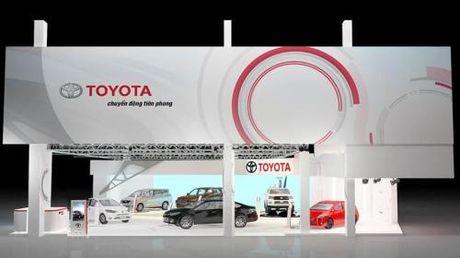 Toyota va 'Kien tao phong cach, chuyen dong tien phong' - Anh 1