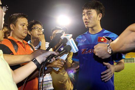 Xuan Truong: 'Khan gia san Thong Nhat luon tao dong luc dac biet cho toi' - Anh 1