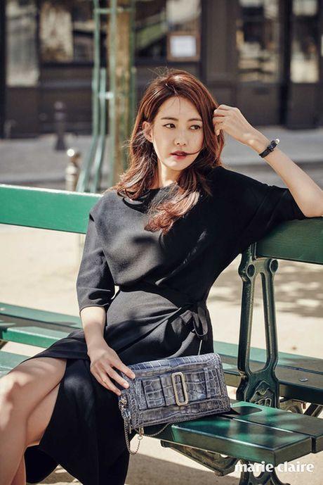Lee Yo Won dien thoi trang mua Dong sanh dieu - Anh 8