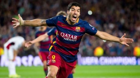 Suarez chuan bi gia han hop dong voi Barcelona - Anh 1