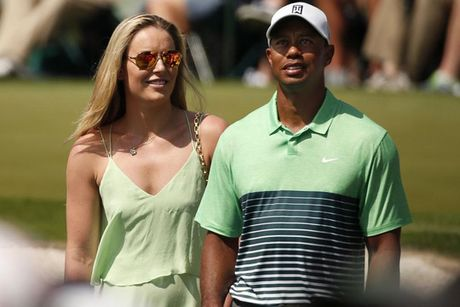 Bo cu Tiger Woods khoa than gioi thieu sach khoe dep - Anh 5