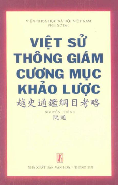 Bo chanh Nguyen Thong: Quan lo thang tram van yeu nuoc thuong dan - Anh 2