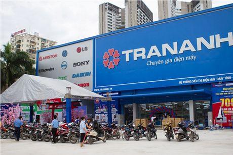 Tran Anh khai truong 2 sieu thi tai Da Nang va Ha Noi - Anh 1