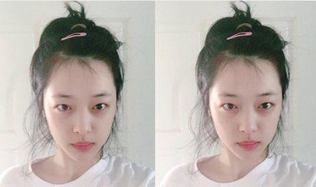 Sao Han 5/10: Seo Hyun nhi nhanh ben 2 hoang tu dep trai, Sulli da trang non - Anh 9