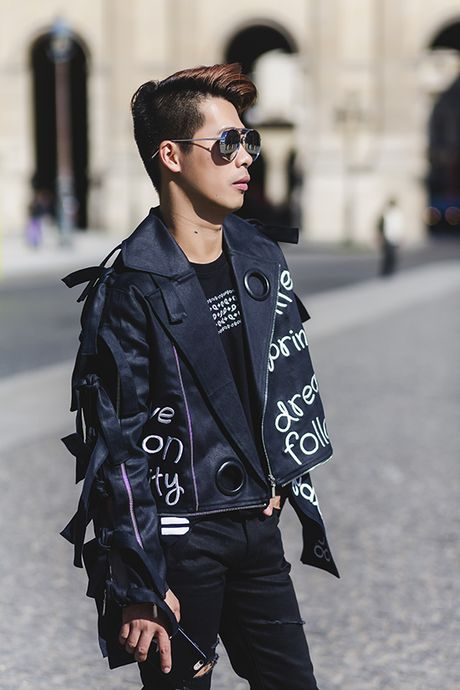 Fashionista Viet chat chang kem sao ngoai o Paris Fashion Week - Anh 12