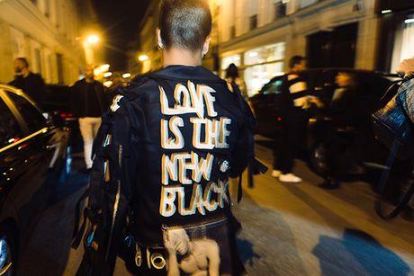 Fashionista Viet chat chang kem sao ngoai o Paris Fashion Week - Anh 13