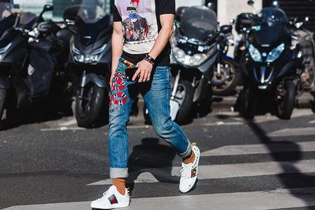 Fashionista Viet chat chang kem sao ngoai o Paris Fashion Week - Anh 5