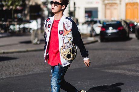 Fashionista Viet chat chang kem sao ngoai o Paris Fashion Week - Anh 8