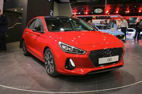 Hyundai i30 hatchback doi thu Mazda3 xuat hien - Anh 1