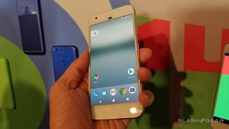 Diem nhan 'dat gia' trong bo doi dien thoai Pixel cao cap cua Google - Anh 5