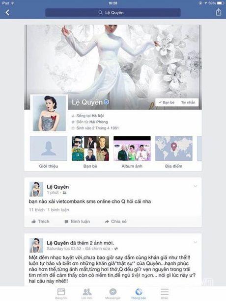 Hoa hau Pham Huong bi hacker tan cong facebook ca nhan - Anh 5
