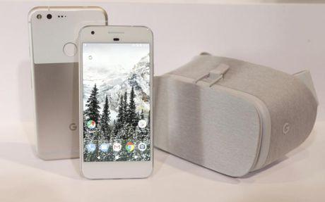Google trinh lang smartphone Pixel - Anh 1