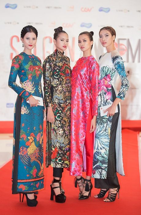 Ve dep khong goc chet cua Quan quan Vietnam's Next Top Model 2016 - Anh 5