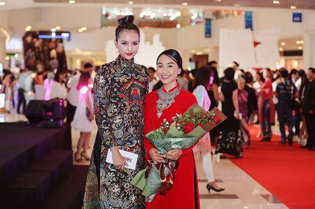 Ve dep khong goc chet cua Quan quan Vietnam's Next Top Model 2016 - Anh 6
