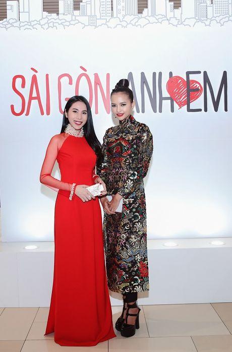 Ve dep khong goc chet cua Quan quan Vietnam's Next Top Model 2016 - Anh 7