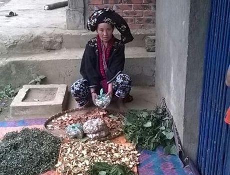 """""""Ba tien"""" mang phep la cho nhung cap vo chong hiem muon - Anh 1"""