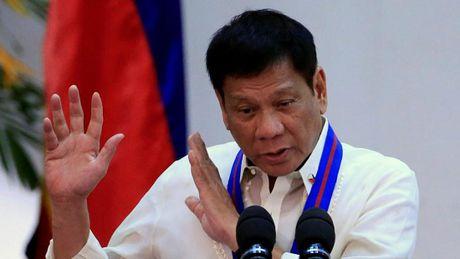 """Tong thong Philippines tiep tuc gay soc khi noi Obama """"bien xuong dia nguc"""" - Anh 1"""