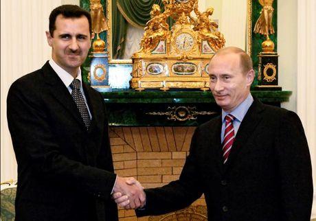 Dua 'Antey-2500' den Syria, Nga se bao ve Assad den cung? - Anh 1