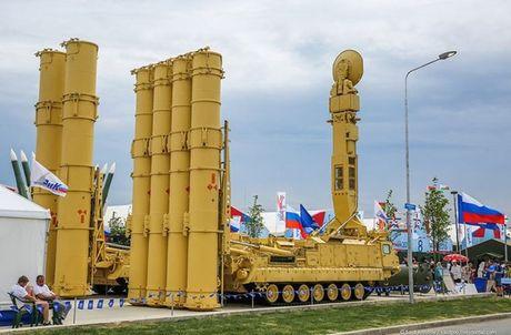 Dua 'Antey-2500' den Syria, Nga se bao ve Assad den cung? - Anh 2