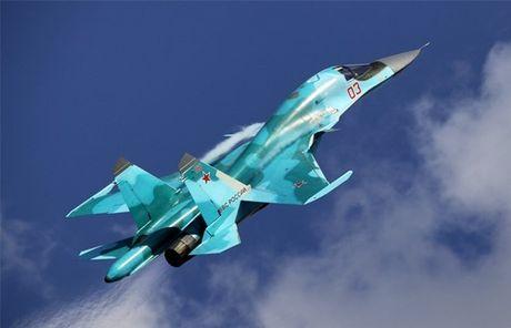 Tin cuoi ngay: Nguy co xung dot quan su Nga – My tai Syria - Anh 1