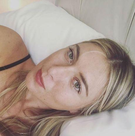 Sharapova se tro lai day nong bong trong nam 2017 - Anh 8