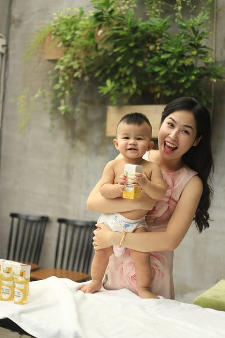 MC Hong Thuy: Dau tram cuc huu ich cho tre so sinh va tre nho - Anh 2