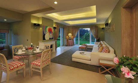 Chiem nguong resort tran ngap sac hoa o Da Lat thang 10 - Anh 5