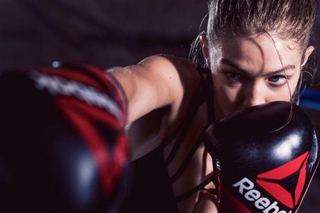 Gigi Hadid hoa co nang boxing nong bong day quyen ru - Anh 4