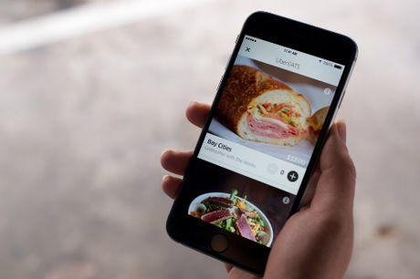 E khach, Uber Nhat Ban phat trien UberEats - Anh 1