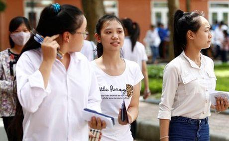 Huong dan giai de thi minh hoa 2017 mon Tieng Anh - Anh 1