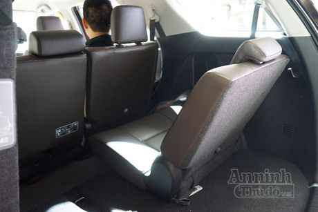 Chi tiet hang 'hot' chinh hang Toyota Fortuner 2016 - Anh 13