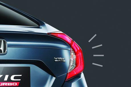 Honda Civic the he thu 10 trinh lang tai trien lam Viet Nam Motor Show 2016 - Anh 16