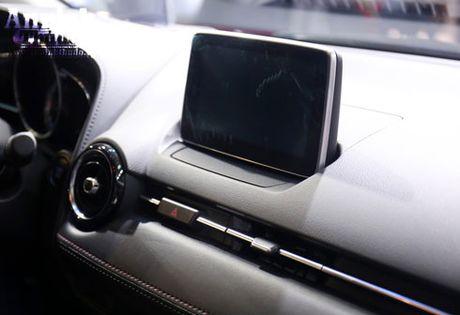 Mau crossover Mazda CX-3 gay chu y tai trien lam - Anh 11