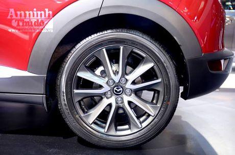 Mau crossover Mazda CX-3 gay chu y tai trien lam - Anh 6