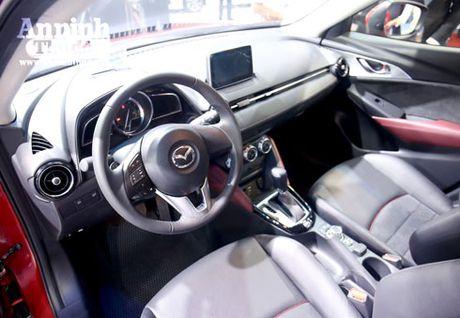 Mau crossover Mazda CX-3 gay chu y tai trien lam - Anh 8