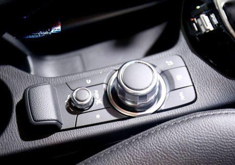 Mau crossover Mazda CX-3 gay chu y tai trien lam - Anh 9