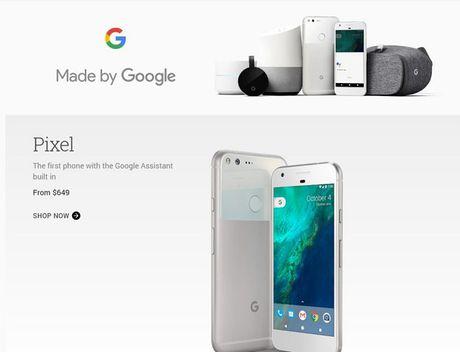 Google xac nhan khai tu Nexus, ngung ban Nexus 5X va 6P - Anh 3