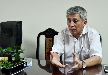Pho Tong cuc Moi truong: Khong khi Ha Noi khong the o nhiem nhi TG - Anh 1