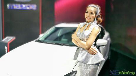 Bong hong khoe sac tai trien lam oto Viet Nam - VMS 2016 - Anh 16
