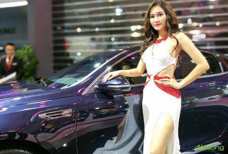 Bong hong khoe sac tai trien lam oto Viet Nam - VMS 2016 - Anh 19
