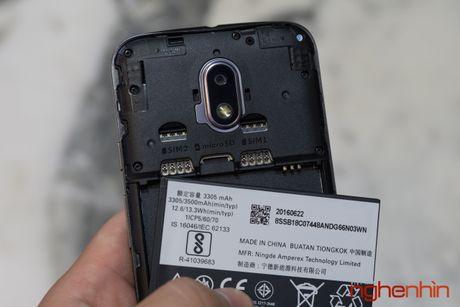 Khui hop Moto E3 Power sap len ke Viet gia 3 trieu - Anh 14