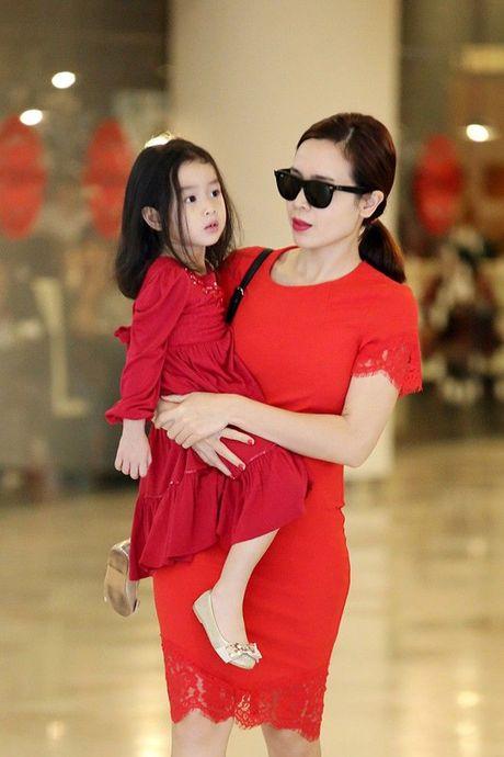 Diem danh nhung cap me con co style thoi trang xinh yeu nhat showbiz - Anh 4