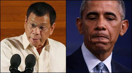 Tong thong Philippines lai lang ma Tong thong My - Anh 1