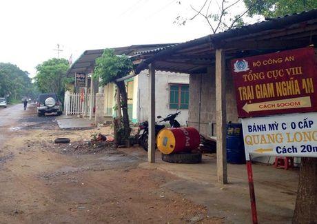Quang Tri: Pham nhan cua Trai giam Nghia An tu vong trong qua trinh lao dong - Anh 1