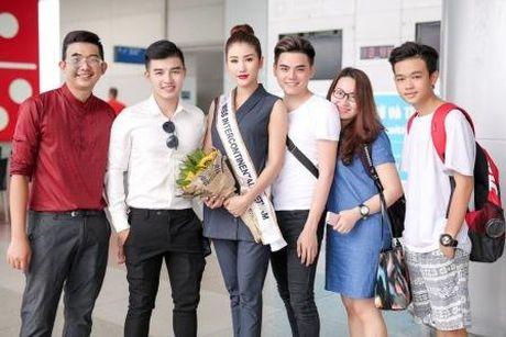 A hau bien Bao Nhu tre trung len duong du thi Hoa hau Lien luc dia 2016 - Anh 5