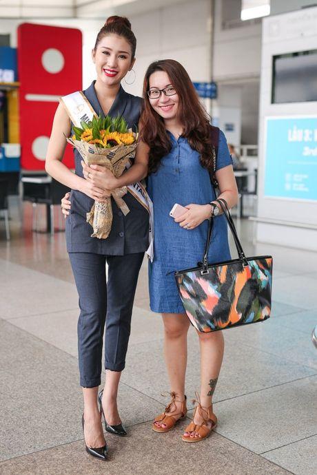A hau bien Bao Nhu tre trung len duong du thi Hoa hau Lien luc dia 2016 - Anh 6