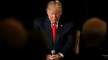 Donald Trump va mot tuan 'lo kim trong boc' - Anh 1