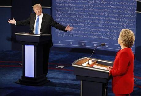 Donald Trump va mot tuan 'lo kim trong boc' - Anh 2