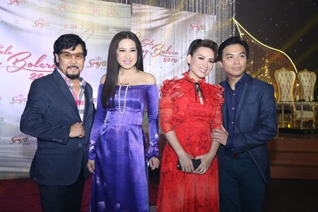 Phi Nhung doi 'chat chem' Manh Quynh tren ghe nong - Anh 4