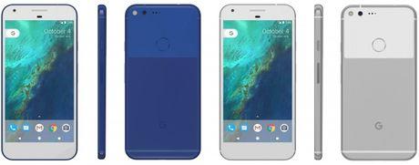 Google chinh thuc ra mat smartphone Pixel va Pixel XL voi gia... 'sieu chat' - Anh 2